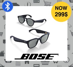 bose bluetooth sunglasses
