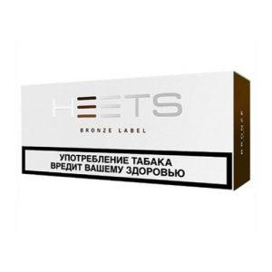 Heets Bronze Label