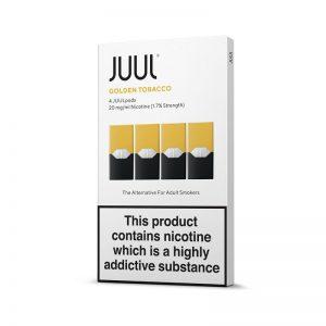 Juul Golden Tobaco Pods