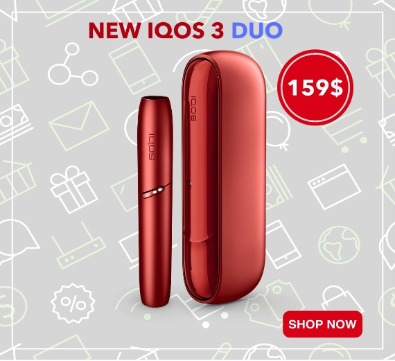 IQOS 3 Duo Bundle